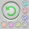 Set of color undo changes sunk push buttons. - Undo changes push buttons