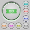 Memory optimization push buttons - Memory optimization color icons on sunk push buttons