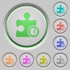 Timer plugin color icons on sunk push buttons - Timer plugin push buttons