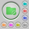 Compress directory color icons on sunk push buttons - Compress directory push buttons
