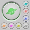 Planet push buttons - Planet color icons on sunk push buttons