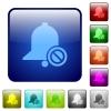 Disable reminder color square buttons - Disable reminder icons in rounded square color glossy button set