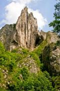 A cape in the famous canyon Turda Gorges, Romania - Turda Gorges, Cape Needle