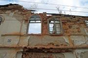 Detail of a building before renovation or demolition - Waiting for renovation