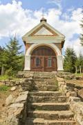 A little chapel standing in the forest - Little chapel