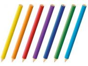 Set of 7 pieces of 3D color pencils - Color pencils