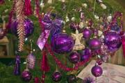 Decoration on a Christmas tree - Christmas decoration