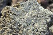 Dark volcanic stone form Reunion - Volcanic stone