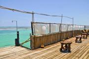 Empty bar on Zanzibar's beach - Beach Bar