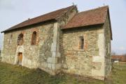 External view of an old church building - Old church