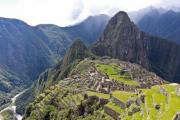 Great wiev from Machu Picchu - Machu Picchu
