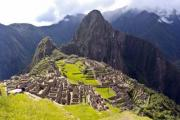 Great view over Machu Picchu - Machu Picchu