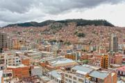 La Paz, Bolivia's capital is expanding uncontrolled - La Paz