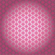 Pink ornamental pattern with gradient. - Pink decorate