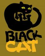 Vector design for logo, bag, t-shirt, illustration etc. - The Black Cat