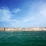 A square format photo from Venice - Venice landscape