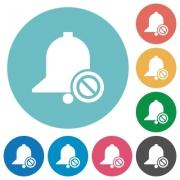 Disable reminder flat white icons on round color backgrounds - Disable reminder flat round icons - Large thumbnail