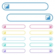 Invert object icons in rounded color menu buttons. Left and right side icon variations. - Invert object icons in rounded color menu buttons