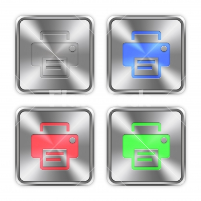 color print steel buttons color print icons engraved in glossy steel push buttons well
