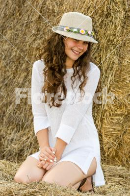 Smile - The carefree laughter, a smile is born